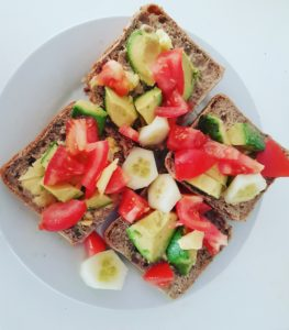 This is how you make a healthy, tasty and easy breakfast!