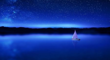 Poem: Finding the Ship of Light