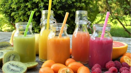 5 day fasting by means of a fresh juice cleanse