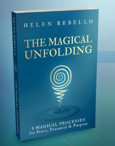 Book: The Magical Unfolding - Mindful Tips from Helen Rebello