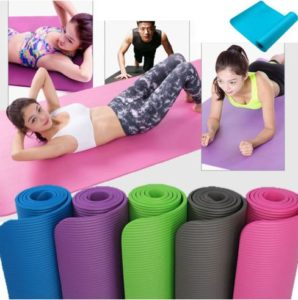 Anti Slip Yoga Mat buy now The Mindful Magazine