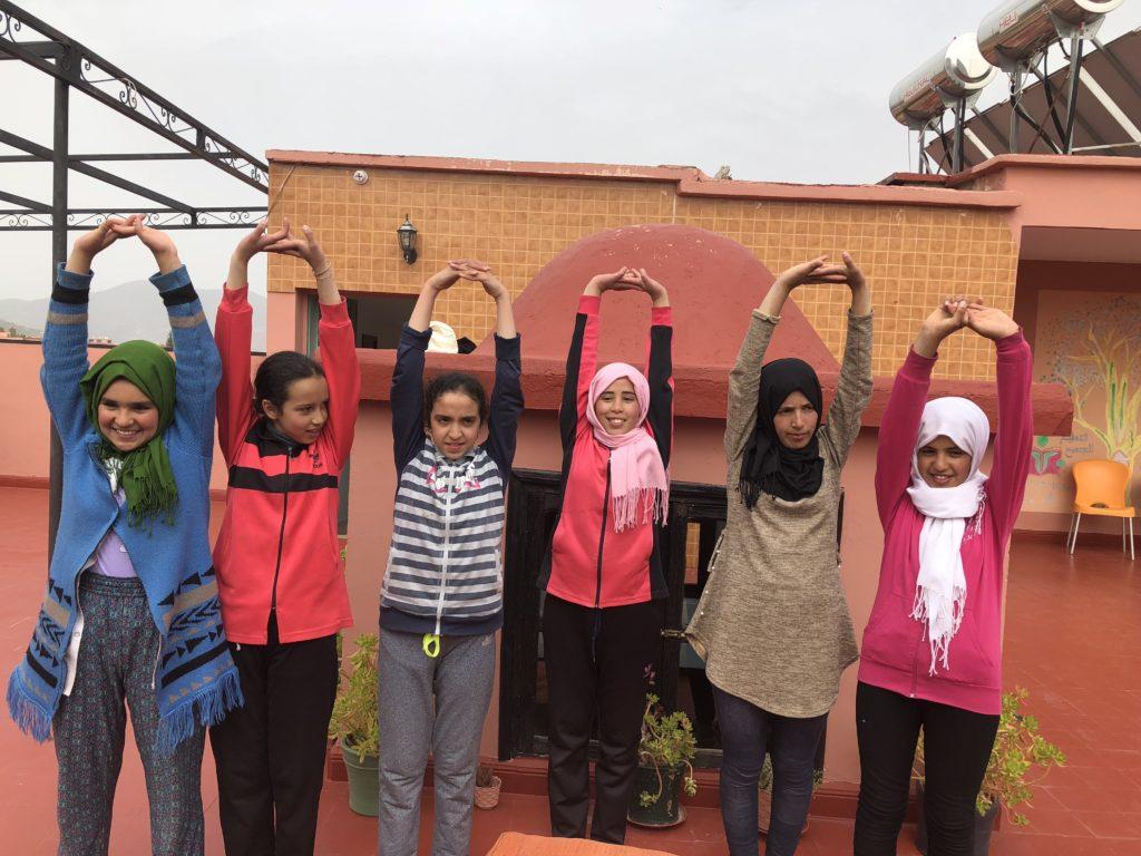 Non-Profit Yoga Retreats for Women's Education