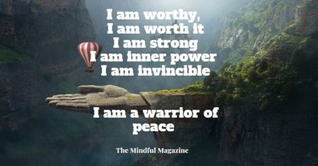 I am worthy the mindful magazine