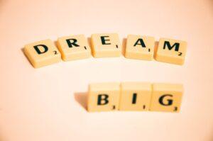 Pressure performance dream big